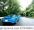 Porsche 718 Cayman GT4 67049061