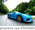 Porsche 718 Cayman GT4 67049066