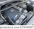 BMW M3 inline 6 cylinder engine 67049087