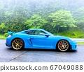 Porsche 718 Cayman GT4 67049088