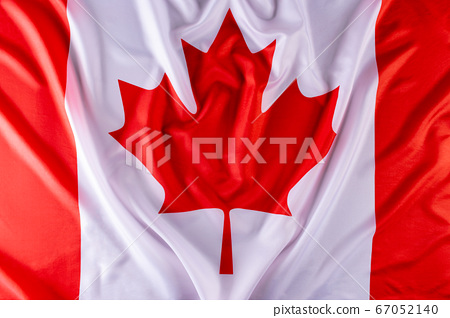 Canada flag background. Happy Canada Day. 67052140