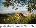 Civita di Bagnoregio, Lazio, Italy 67057763