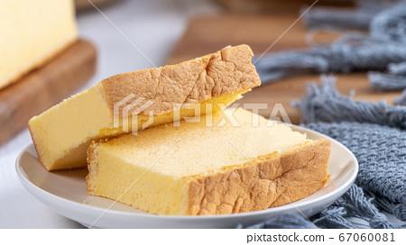 台灣 古早味蛋糕 傳統 流行 Taiwanese castella cake チョコレート ケーキ 67060081