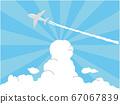 Cloud illustration 2 67067839