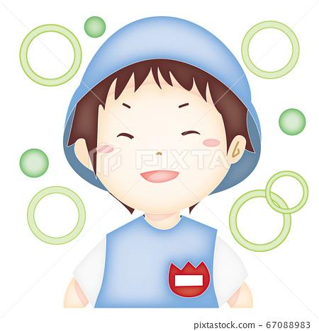 미소의 소년 67088983