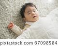 낮잠 아기 침구 67098584