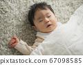 낮잠 아기 침구 67098585