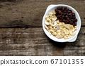 RAW almond slice raisin Cashew nuts 67101355