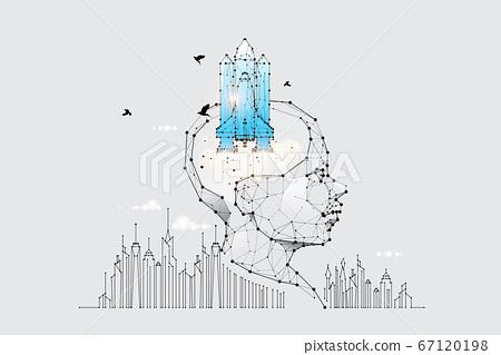 Children brain 67120198