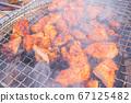 닭숯불구이, 치킨, 닭고기, 외식 67125482
