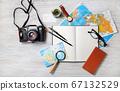 Essential travel accessories 67132529