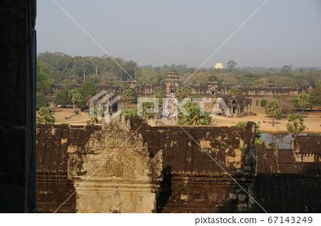 캄보디아 앙코르 와트 67143249