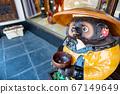 川越狸小雕像的風景 67149649