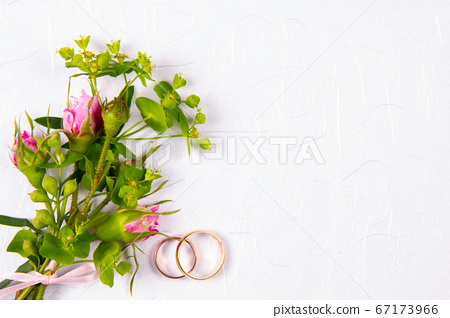 wedding background with place for text and a 67173966