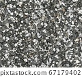 Gravel stones diffise seamless Texture for 3d modeling 67179402