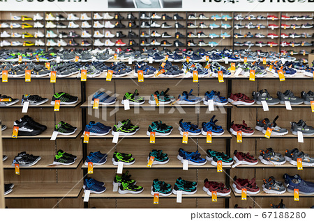 leather shoe store with a wide selection of colors, models and sizes 67188280
