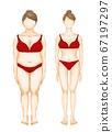 泳裝內衣全身女性美 67197297
