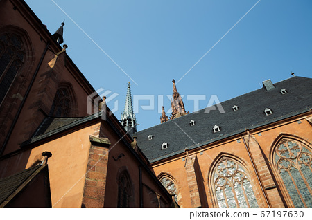 Frankfurt Cathedral in Frankfurt, Germany 67197630