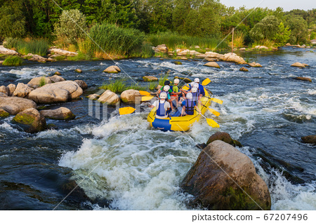 Rafting 67207496