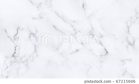 White marble texture for background or tiles floor. 67215606