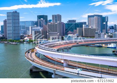 《東京》彩虹橋/圈橋 67215982