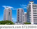 《东京》台场和大厦大厦的风景 67226840