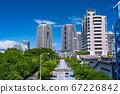 《东京》台场和大厦大厦的风景 67226842