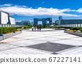"""""""东京""""台场市景观 67227141"""