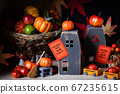 Pumpkin Street Halloween Party 67235615