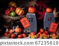 Pumpkin Street Halloween Party 67235619