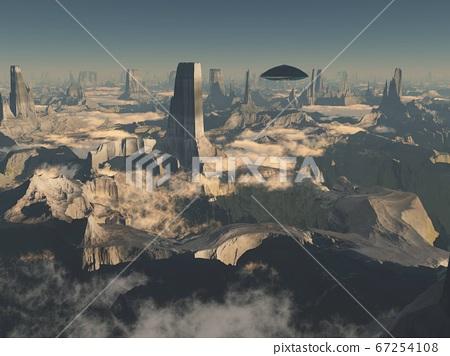 飛碟景觀 67254108