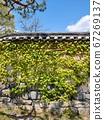 Korean meaning, Korean landscape, Hanok, Korean image, Hanok landscape, Hanok image, tile house, stone wall, jar, Jangdok, traditional architecture 67269137