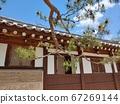 Korean meaning, Korean landscape, Hanok, Korean image, Hanok landscape, Hanok image, tile house, stone wall, jar, Jangdok, traditional architecture 67269144