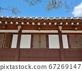 Korean meaning, Korean landscape, Hanok, Korean image, Hanok landscape, Hanok image, tile house, stone wall, jar, Jangdok, traditional architecture 67269147