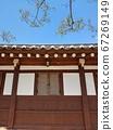 Korean meaning, Korean landscape, Hanok, Korean image, Hanok landscape, Hanok image, tile house, stone wall, jar, Jangdok, traditional architecture 67269149