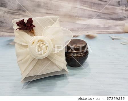 사물,정물,추석,선물포장,보자기포장,추석선물,명절선물,추석한국,소품 67269856