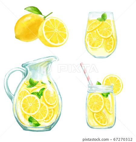 檸檬水材料 67270312