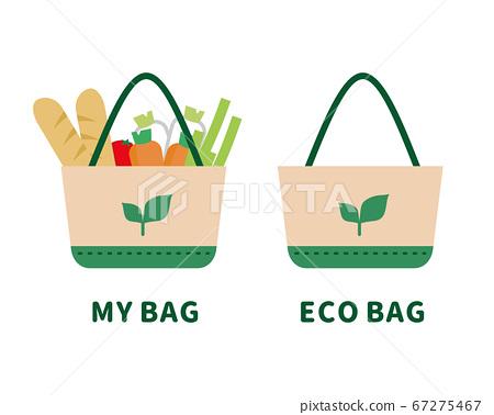 我的包環保包 67275467