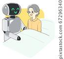 照顧一個機器人的女高管 67296340