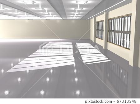 禮堂,禮堂,社區中心,學校,辦公室,公眾禮堂(3DCG)等空間 67313549