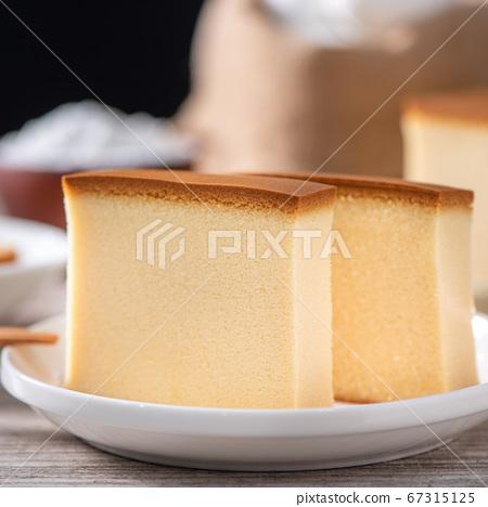 長崎蛋糕 蜂蜜蛋糕 Japanese wagashi castella cake カステラ ケーキ 67315125