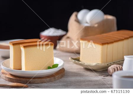 長崎蛋糕 蜂蜜蛋糕 Japanese wagashi castella cake カステラ ケーキ 67315130