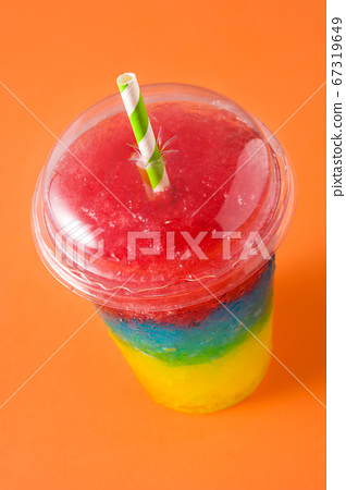 colorful, drink, rainbow 67319649
