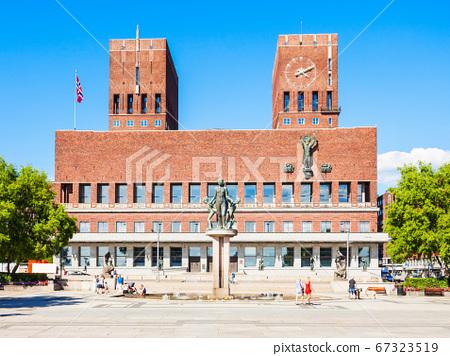 Radhus City Hall, Oslo 67323519