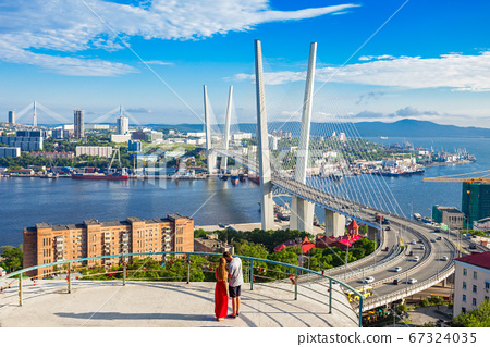 Zolotoy Golden Bridge, Vladivostok 67324035