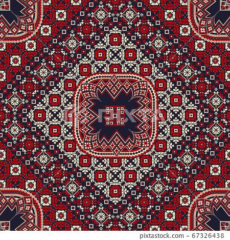 Romanian traditional pattern 73 67326438