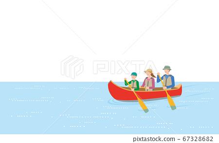 카누로가는 부모와 자식 67328682
