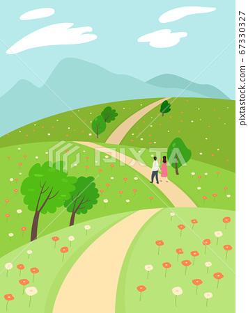 春园漫步 67330327