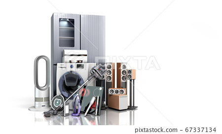 Home appliances  E commerce or online shopping 67337134