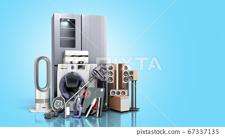 Home appliances  E commerce or online shopping 67337135